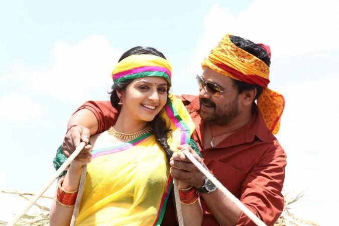 Dileep and Vedhika