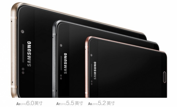 Samsung launches metal-clad Galaxy A9 with Snapdragon 652 SoC in China