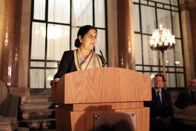 sushma swaraj kidney transplant