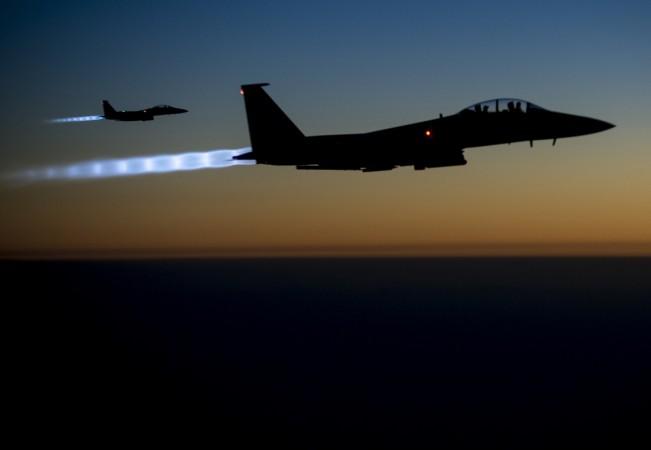 US Airstrikes Syria Iraq