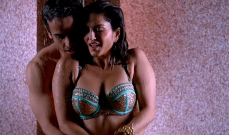 Sunnyleone sunny leone in her most beautiful lingerie here 4