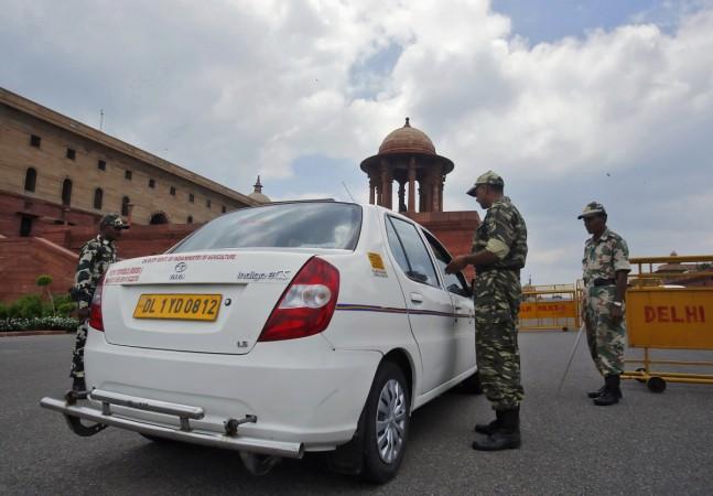 India terror threat