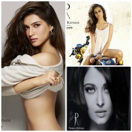 Dabboo Ratnani Calendar 2016: Kriti Sanon, Shraddha Kapoor and Aishwarya Rai Bachchan
