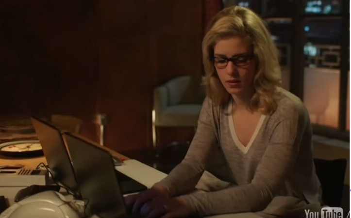 Felicity does not want to be a part of Team Arrow anymore