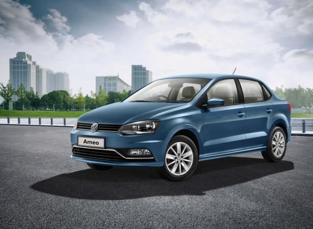 Volkswagen Ameo front