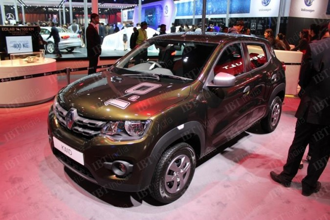 Renault Kwid 1000cc To Be Priced At Rs 43 Lakh Ibtimes India