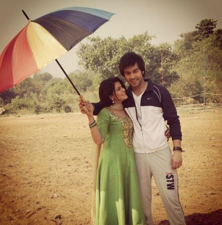 Manish Goplani and Jigyasa Singh