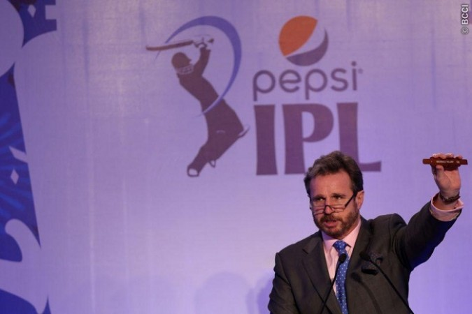 Richard Madley IPL