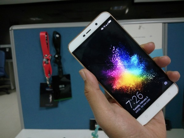 25,000 units of Coolpad Note 3 Lite sold in 12 seconds on Feb. 11, 80K units sold so far