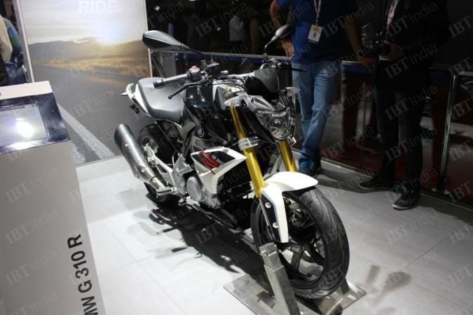 TVS-BMW G 310 R
