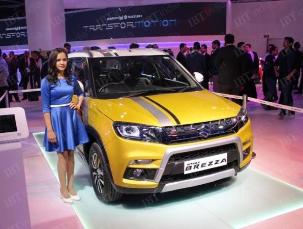 Maruti Suzuki Vitara Brezza powered by petrol engine in the