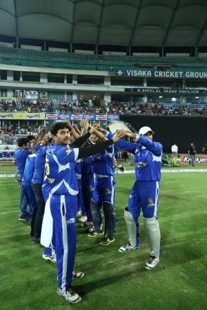 Celebrity Cricket League (CCL) 2016: Telugu Warriors' Road ...