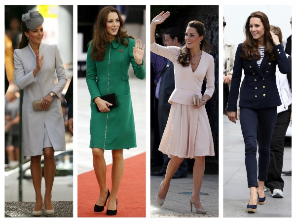 eae10c67695a Kate Middleton dresses: Duchess of Cambridge wears boring 'old and ...