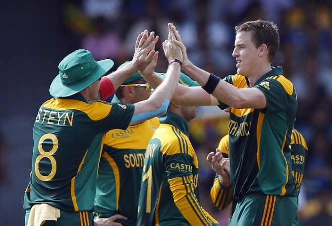 Dale Steyn Morne Morkel South Africa