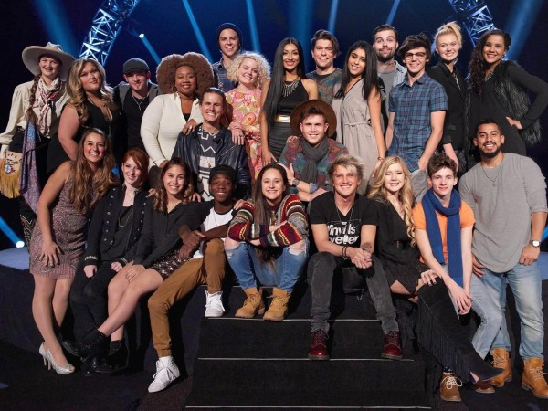 American Idol XV