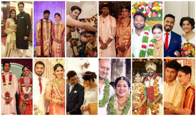 Valentines Day 2016 special: South Indian celebs celebrating their first V-Day