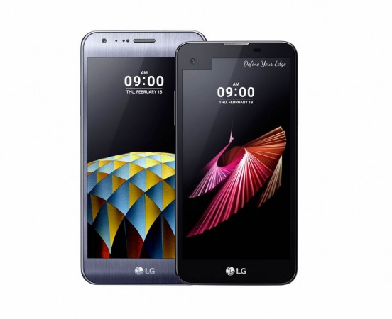 LG unveils new X-series mid-range smartphones ahead of MWC 2016