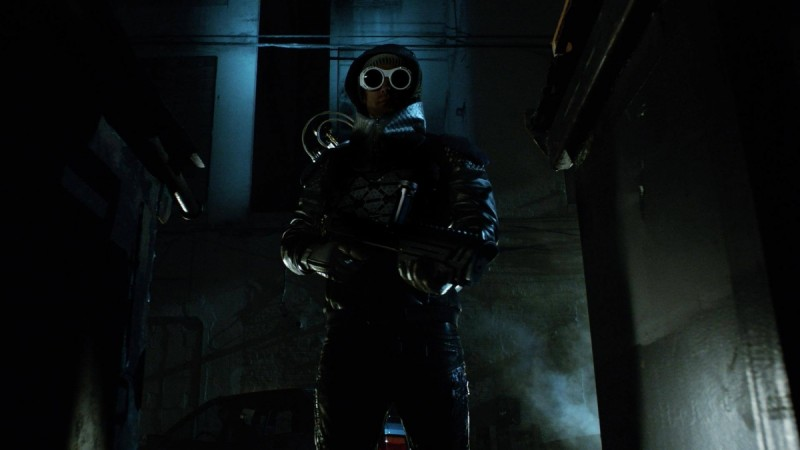B.D. Wong as Mr Freeze in Season 2B of