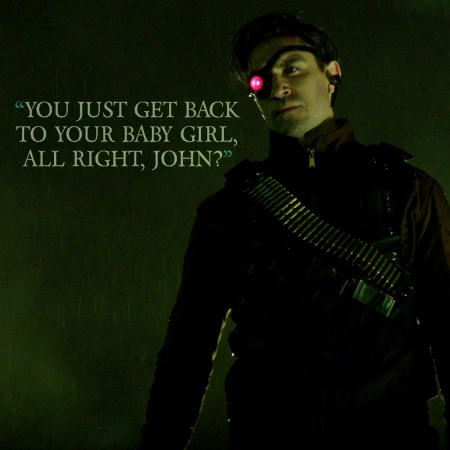 "Deadshot from ""Arrow"""