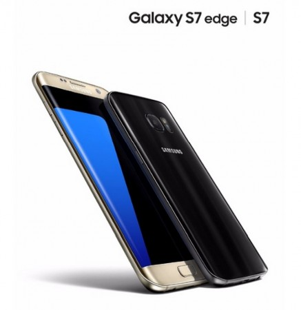 Soon, you will have a glossy black Samsung Galaxy S7