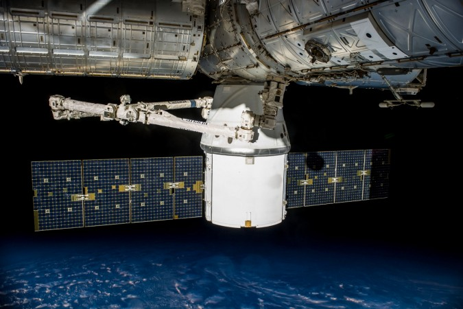SpaceX CRS mission