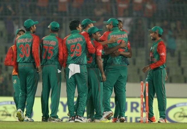 Bangladesh Asia Cup 2016