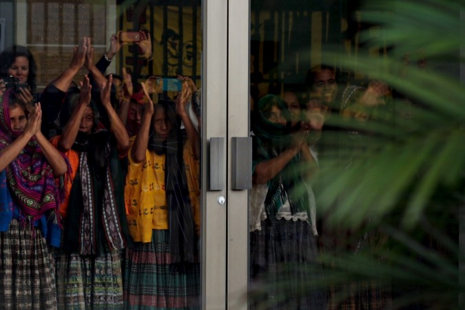 Guatemala indigenous women rape ruling