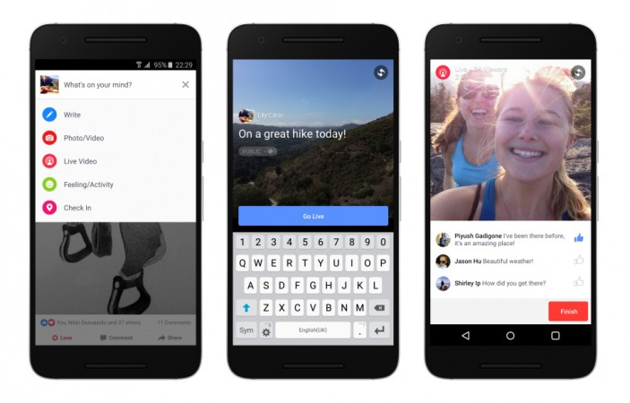 Facebook Live is coming to Android soon