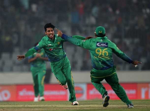 Mohammad Amir Pakistan India Asia Cup 2016