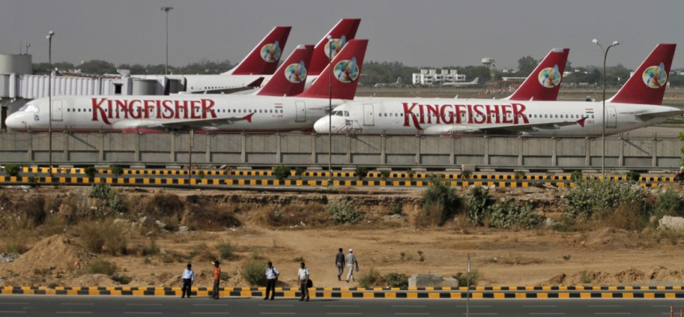 Vijay Mallya's Kingfisher Airlines