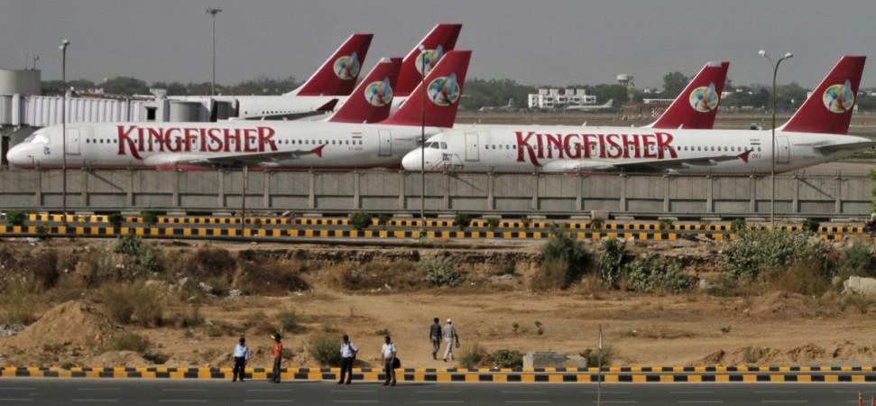 Vijay Mallya's Kingfisher Airlines