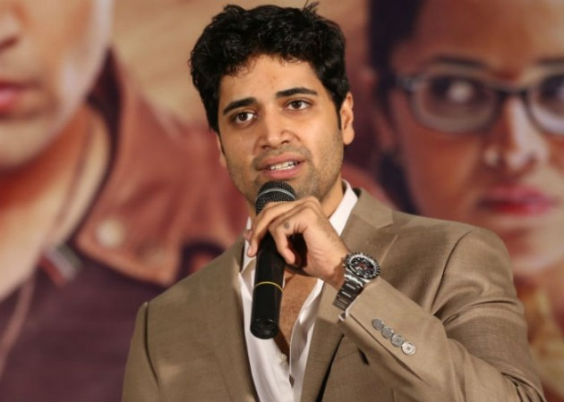 Adivi Sesh at Kshanam First Look Launch