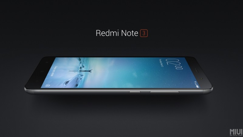 Xiaomi Redmi Note 3 will be available on Amazon India and Mi.com starting March 9