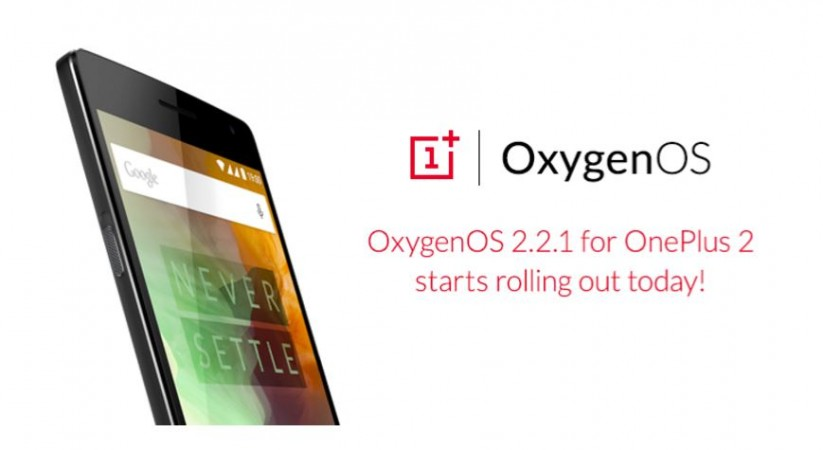 OnePlus 2 gets OxygenOS 2.2.1 update; brings bug-fix and more
