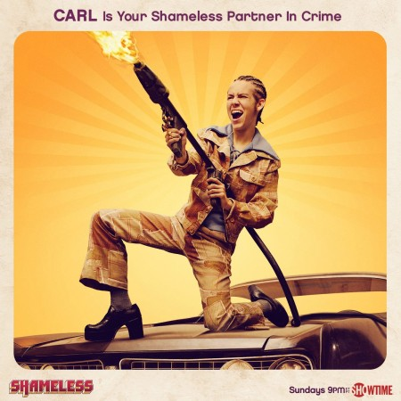 """Carl wants to quit selling drugs in """"Shameless"""" Season 6 Episode 8"""