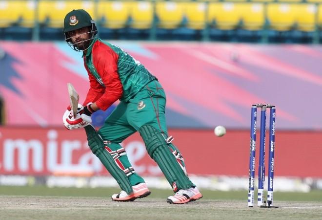 Tamim Iqbal Bangladesh World T20