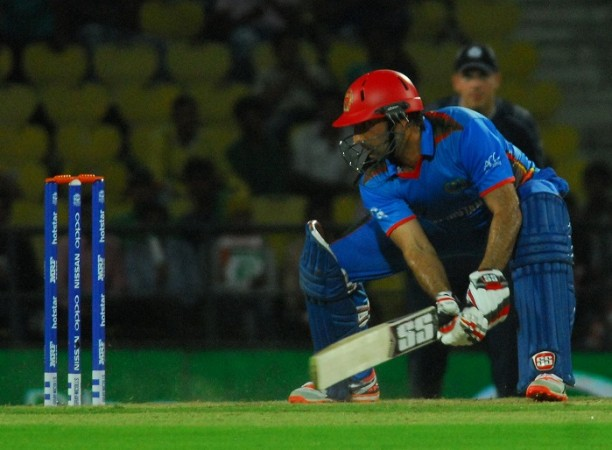 Asghar Stanikzai Afghanistan World T20 2016