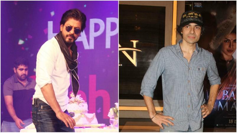 Shah Rukh Khan, Imtiaz Ali