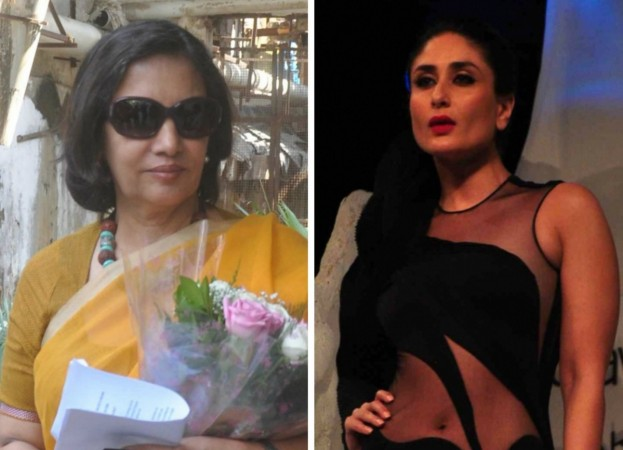 Did Shabana Azmi just take a dig at Kareena Kapoor Khan?