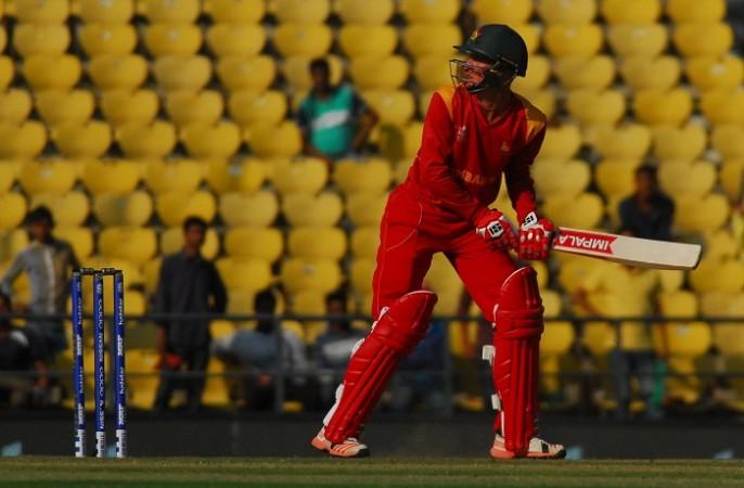 Sean Williams Zimbabwe World T20 2016