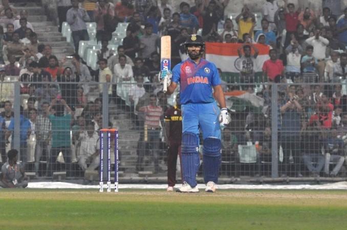 Rohit Sharma India World T20 2016