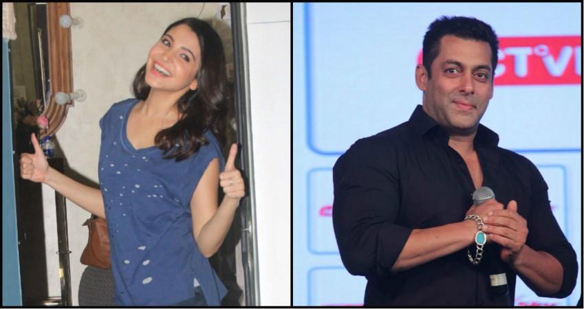 Anushka Sharma, Salman Khan