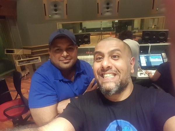 Vishal Dadlani and S Thaman