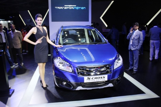 Maruti Suzuki S-Cross to get 1 4-litre or 1 0-litre