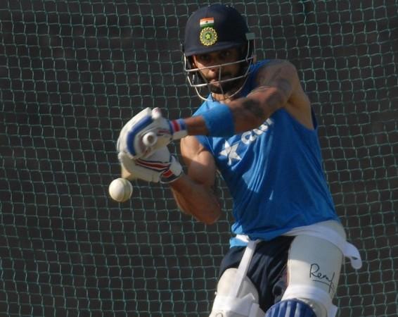 Virat Kohli India ICC World T20 2016