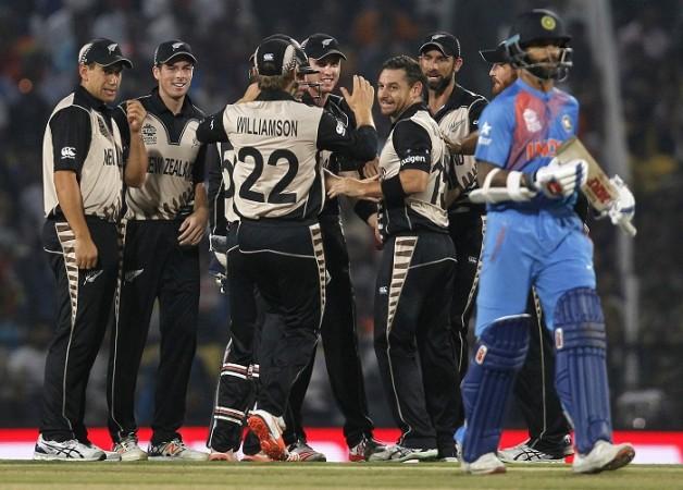New Zealand India Shikhar Dhawan World T20 2016