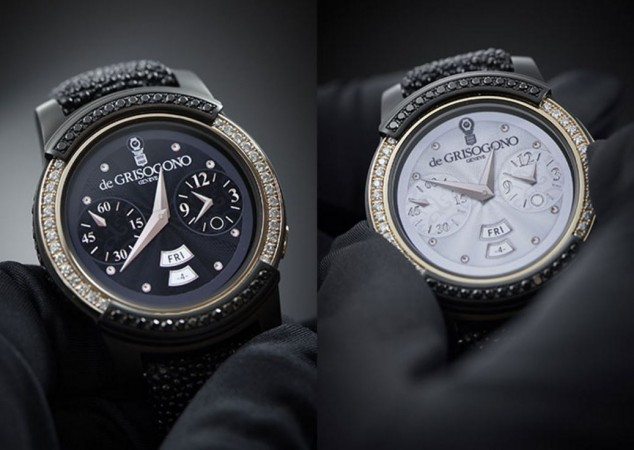 Samsung launches special-edition diamond and gold encrusted Gear S2 smartwatch