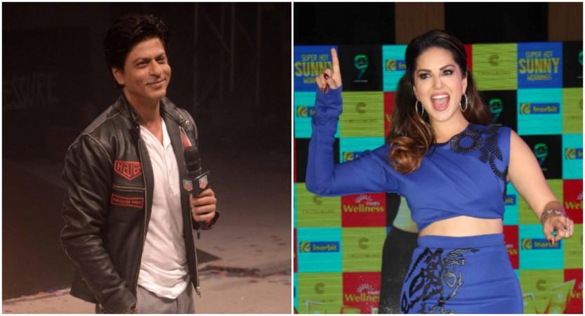 Shah Rukh Khan, Sunny Leone