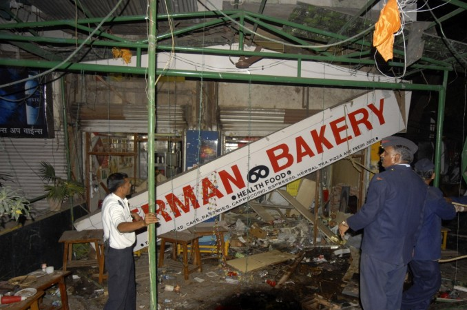 German bakery blast