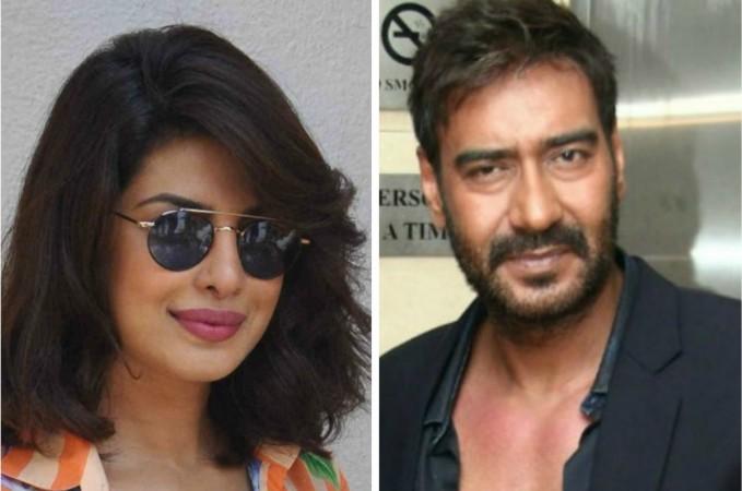 Priyanka Chopra, Ajay Devgn